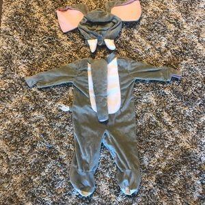 Other - Elephant Costume - 9-12mo